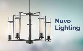 Nuvo Lighting Chandeliers