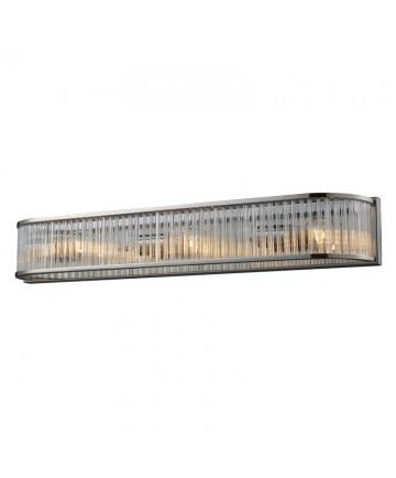 ELK Lighting 10127/3 Braxton 3 Light Vanity in Polished Nickel