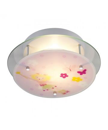 ELK Lighting 21008/2 Novelty 2 Light Semi-flush