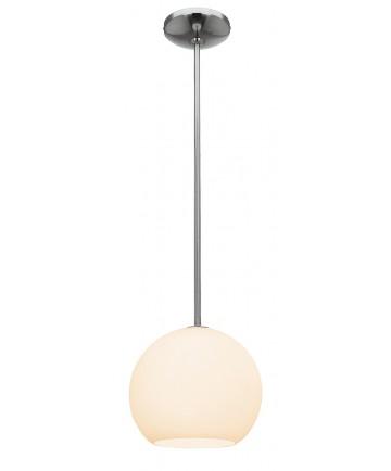 Access Lighting 23950-BS/OPL Nitrogen Ball Pendant