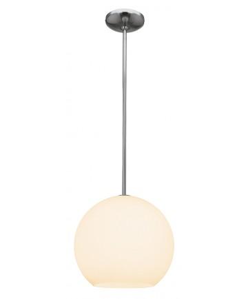 Access Lighting 23951-BS/OPL Nitrogen Ball Pendant