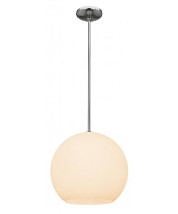 Access Lighting 23952-BS/OPL Nitrogen Ball Pendant