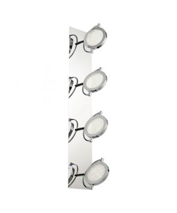 PLC Lighting 40004PC Ariella Led 4-Lite Ceiling/Wall