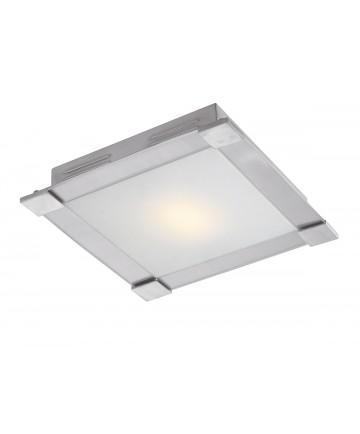 Access Lighting 50058-BS/OPL Carbon Flush-Mount