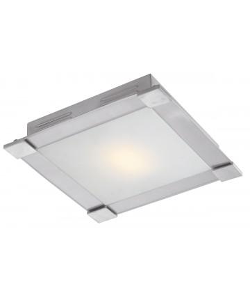 Access Lighting 50059-BS/OPL Carbon Flush-Mount