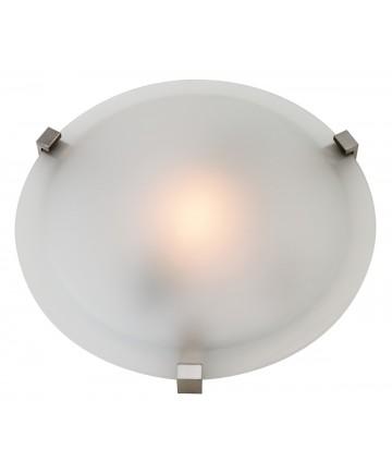 Access Lighting 50061-WH/FST Cirrus Flush-Mount