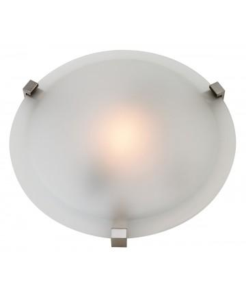 Access Lighting 50063-WH/FST Cirrus Flush-Mount