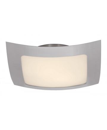 Access Lighting 50067-BS/OPL Argon Flush-Mount