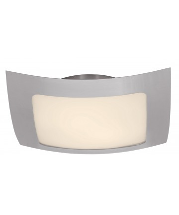 Access Lighting 50068-BS/OPL Argon Flush-Mount