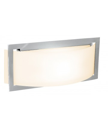 Access Lighting 62104-BS/OPL Argon Wall Fixture