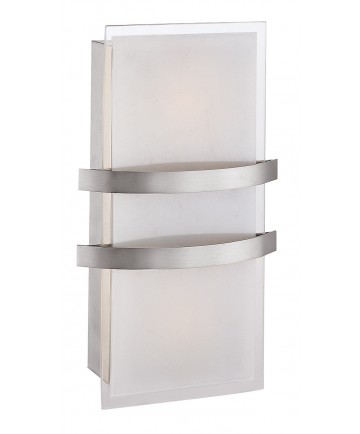 Access Lighting 62218-BS/OPL Metro Wall Fixture