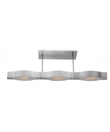 Access Lighting 62315-BS/FST Titanium Semi-Flush or Pendant