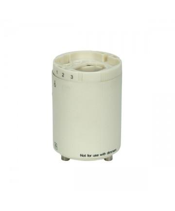 Satco 80/1848 26W G24q-3 Electronic Self-Ballasted CFL Lampholder