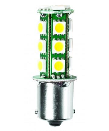 Halco 80691 JC20/2WW/BA15S/LED LED JC LED 2.4w 10-18v 3000k Ba15s