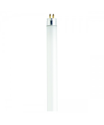 Satco S1900 Satco F4T5/CW 4 Watt T5 6 inch Mini Bi-Pin Base Cool White 4100K Preheat Fluorescent Tube/Linear Lamp