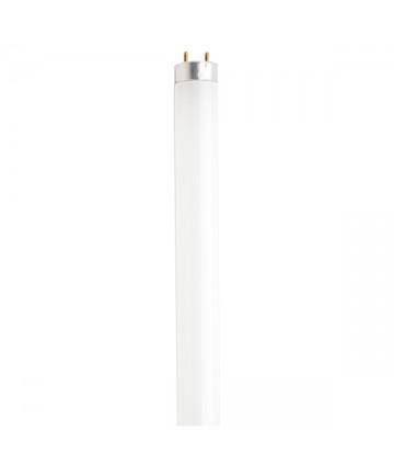 Satco S2920 Satco FO32/850XP/ECO 32 Watt T8 48 inch Medium Bi Pin Base XP 5000K Ecologic Electronic Fluorescent Tube/Linear Lamp