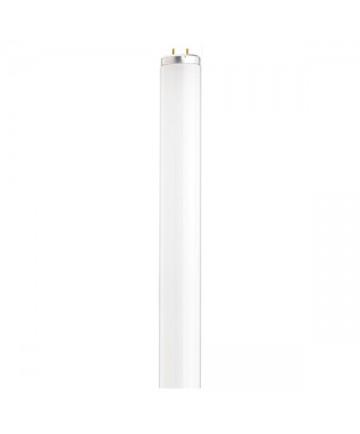 Satco S2925 Satco F20T12/BL 20 Watt T12 24 inch Medium Bi Pin Base Blacklight Fluorescent Tube/Linear Lamp