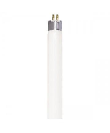 Satco S6428 Satco FP21/830 21 Watt T5 36 inch Mini Bi Pin Base 3000K Tri-Phosphor High Performance Fluorescent Tube/Linear Lamp