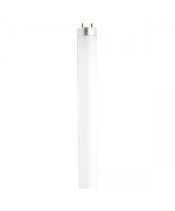 Satco S6525 Satco FO17/841/ECO 17 Watt T8 24 inch Medium Bi Pin Base 4100K Electronic Ecologic Fluorescent Tube/Linear Lamp