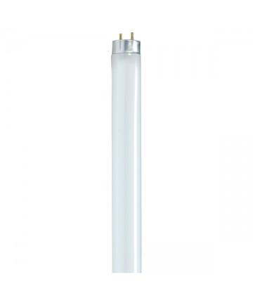 Satco S8404 Satco F17T8/830/ENV 17 Watt T8 24 inch Medium BiPin 3000K Instant Rapid Start 20,000 Hour Fluorescent Tube/Linear Lamp