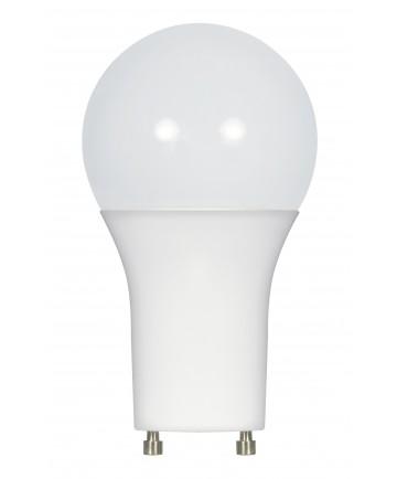 Satco S9707 10A19/OMNI/LED/27K/90CRI/GU24 10 Watts 120 Volts 2700K LED