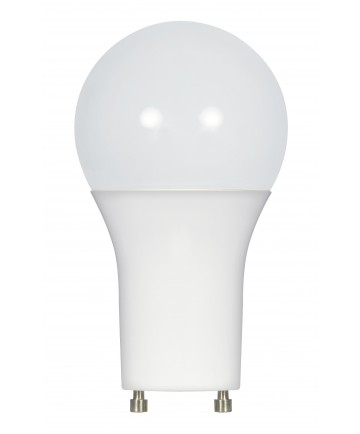Satco S9708 10A19/OMNI/LED/3K/90CRI/GU24 10 Watts 120 Volts 3000K LED