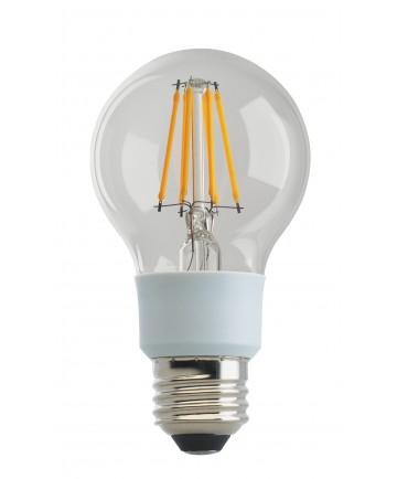 Satco S9846 9A19/CL/LED/E26/30K/120V 9 Watts 120 Volts 3000K LED Light