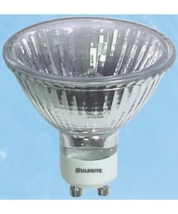 Satco S3518 Satco 75MR20/FL/50 75 Watt MR-20 120 Volt GU10 Twist Base