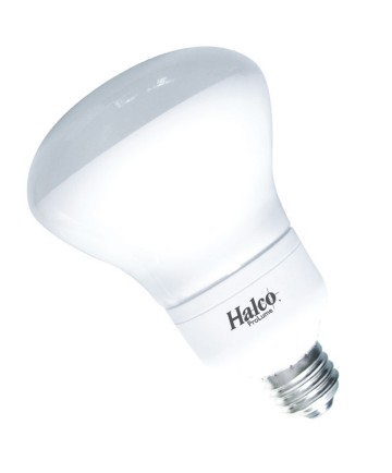 Halco 46328 CFL15/27/R30/DIM 15W R30 DIMMABLE 2700K MED PROLUME
