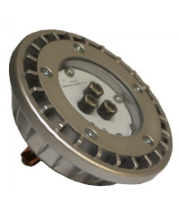 Halco 80786 Halco Lighting PAR36/10BLU/WFL/LED - PAR36 - 10 Watt - Blue - Waterproof - 32 Degree Wide Flood - ProLED Light Bulb