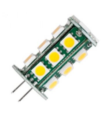 Halco 80780 JC20/2BLU/LED LED JC 1.8W BLUE NON-DIMMABLE G4 PR