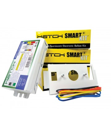 Hatch HC213/PS/UV/K Hatch 13-Watt Compact Fluorescent SmartKit