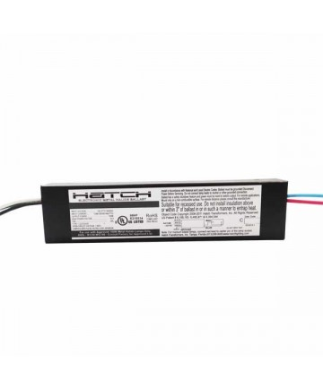 Hatch Transformers MC100-1-T-UNNS-HB Hatch 100W Universal 1-Lite Electronic HID Ballast