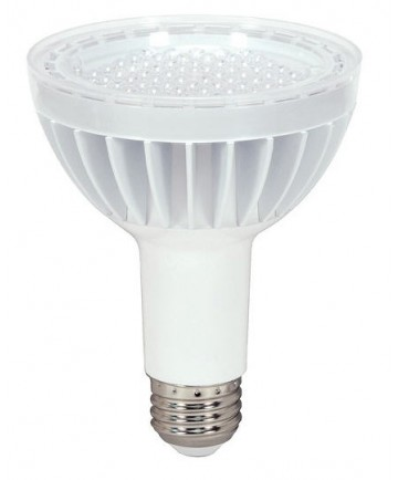 KolourOne Satco S8947 14PAR30LN/LED/40/2700K/WH 2.0 14-Watt - PAR30 - Long Neck