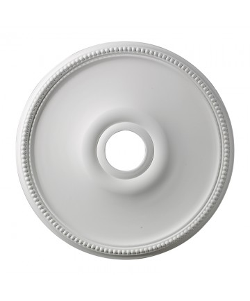 ELK Lighting M1003 Brittany Medallion 19 Inch in White Finish