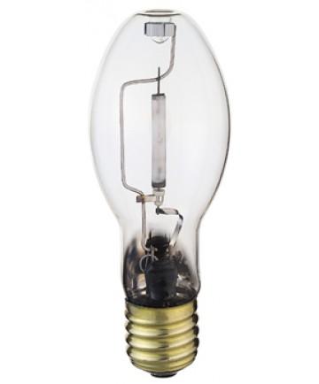 Satco S1929 Satco LU50 50 Watt ED23.5 E39 Mogul Base Clear 2000K Universal Operating Position 24000+ Hour S68 High Pressure Sodium Light Bulb