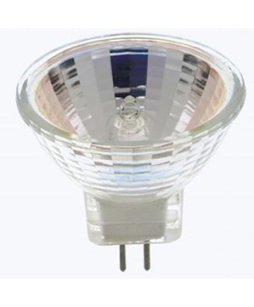 Satco S3463 Satco 50MR16 EXN 50 Watt 12 Volt MR16 EXN GX5.3 Base Flood 36 Degree Carded Halogen Lamp