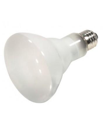 Satco S4401 Satco 60BR30/FL/HAL 130V 60 Watt BR30 130 Volt E26 Medium Base Halogen Reflector Flood Light Bulb
