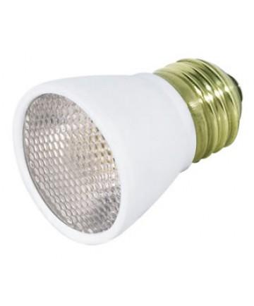 Satco S4658 Satco 35PAR14/CAP/WFL 35 Watt 120 Volt PAR14 Medium Base Wide Flood Capsylite Halogen Light Bulb