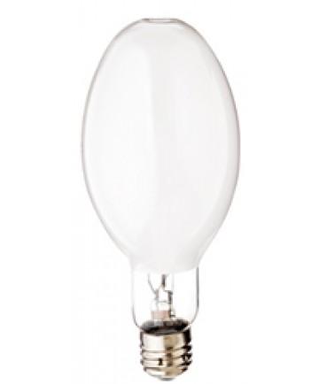 Satco S4244 Satco MS350/C/V/PS 350 Watt ED37 Mogul Base Pulse Start Coated 3700K Metal Halide Light Bulb