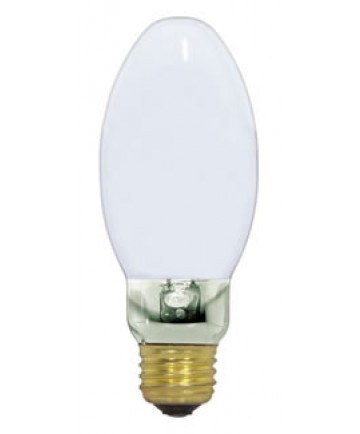 Satco S5160 Satco LU70/D 70 Watt ET23.5 Mogul Base Coated High Pressure Sodium Light Bulb