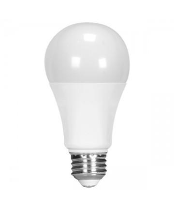 SATCO S8484 LED 75-Watt Equal A19 Natural Light Bulb