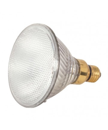 Satco S2258 Satco Light Bulbs 80PAR38/HAL/XEN/NSP/120V 120 Watt Equivalent PAR38  Narrow Spot