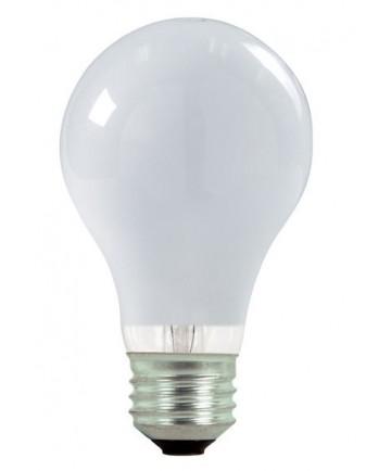 Satco S2406 Satco Light Bulbs 43A19/HAL/ES/SW/120V 2PK - 43 Watt Halogen - A19 - 120 Volt - E26 Medium Base - Soft White - Light Bulb