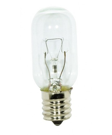 Satco S3917 40T8/N 40 Watt T8 Clear Microwave Incandescent Light Bulb.