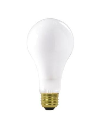 Satco S3957 200A23/FR/120V 200-Watt Frosted A23 Light Bulb