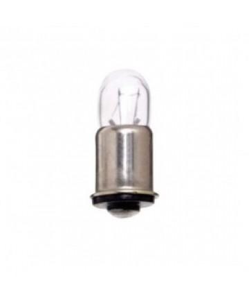 Satco S7113 E328 Satco 1.2 Watt (0.2 Amp) 6 Volt T1.75 Midget Flanged Base