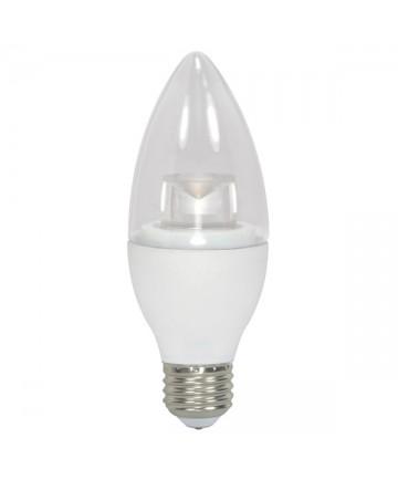 Satco S8953 Satco 4.5-Watt LED Candle 120-Volt