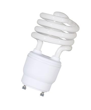 Halco 46526 CFL13/41/GU24 13W Spiral 4100K GU24 Prolume