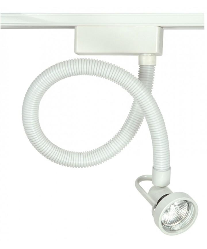 Nuvo Lighting Th273 1 Light Mr16 12v Track Head Snake Flexible Gooseneck